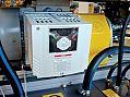 """BI8202009  Verzia """"Inverter"""" s plynulým nastavením otáčok čerpadla v skúške od  200/1500 c.a."""