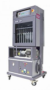 Tester dieselových vstrekovačov B 18 COMMON RAIL