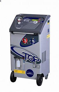 Plnoautomatická plnička klimatizácií RR 500